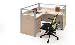 板式职员办公桌 HY-P13